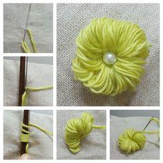 #embroidery #embroder #needlework #handmade #roll #stitch #자수타그램 #자수쌤 #프랑스자수 #일일자수 #롤 스티치 오늘은 좀 재미있는 스티치예요 사진처럼 봉을 대고 감다가 봉은 빼고 처음나온곳으로바늘이 들어갔다가 중앙아래에서 위로 나온다음 밖으로 모양잡아가며 고정. 저는 중앙에 진주를 넣어봤는데요 프렌치넛으로 꽃술을 하심됩니다. 모두들 즐겁고 행복한 주말 되세요