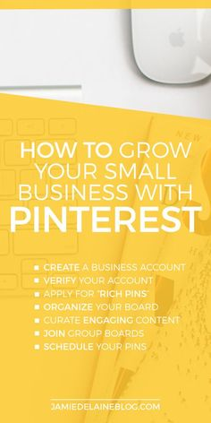 You can learn how to grow your business with pinterest marketing. This contains plan to make it possible.