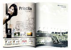 Revista Foccus ED. 76 - Pricila Tiyoco