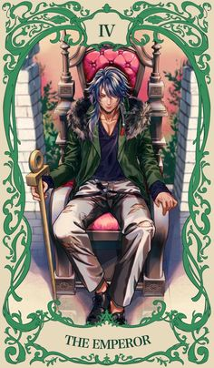 Game Character, Character Design, Happy 3rd Anniversary, Fanarts Anime, Rap Battle, Pretty Art, Tarot Decks, Aesthetic Anime, Anime Guys