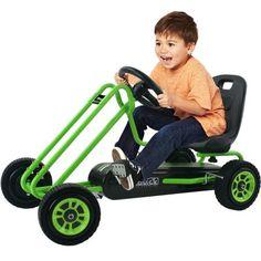 Speed Pedal Go Kart, Green - Walmart.com