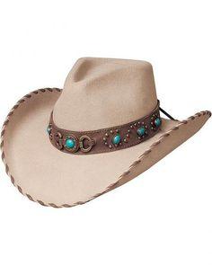 Bullhide Good Directions 6X Wool Felt Cowgirl Hat