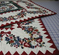Applique Quilt Borders Ideas | Quilt Borders Unlimited in Style