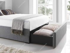 Kaydian Hexham Double Bed Frame