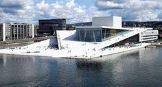 Una visita a la Opera de Oslo    El Nobel de la paz, el museo vikingo, los fiordos o la obra de Munch son las principales razones por las qu...