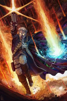 This is amazing | Percy and his vestige, Cabal's Ruin
