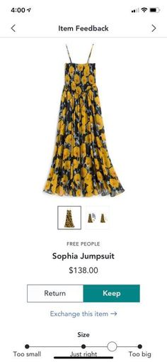 Cute for summer! Stitch Fix, Free People, Jumpsuit, Summer Dresses, My Style, Overalls, Summer Sundresses, Jumpsuits, Catsuit