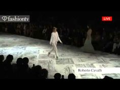 Roberto Cavalli Spring/Summer 2014 | Milan Fashion Week MFW | FashionTV