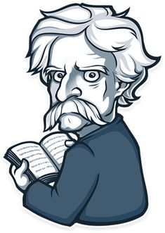 Mark Twain - Telegram launched a new kind of stickers – a free emotion-based platform for artists. Several technological and architectural points that make Telegram stickers a completely new experience – open, free and limitless. But there's another way in which they are unique, and it also has a lot to do with our values.