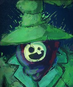 Summerween trickster from Gravity Falls