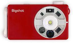 DIY Bigshot Camera Kit for Kids