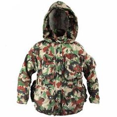 Swiss Alpenflage M70 Jacket This Swiss army M70 jacket...