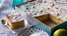 Σιροπιαστό ινδοκάρυδο Cake Recipes, Dessert Recipes, No Cook Desserts, Banana Bread, Cravings, French Toast, Cooking Recipes, Sweets, Candy