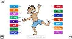 Az ember testrészei - Termeszetismeret 1. osztály FELADAT - Kalauzoló - Online tanulás Family Guy, Guys, Fictional Characters, Fantasy Characters, Sons, Boys, Griffins