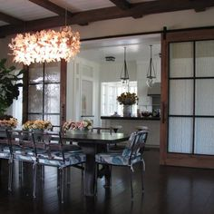 Interior Products | we have the barn door track hardware and doors to make this happen | Bayer Built Woodworks, Inc.