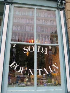 Soda Fountain | Flickr - Photo Sharing!