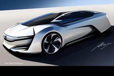 Honda CEV concept