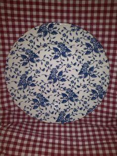 Royal Tudor Grindley Bouquet Blue dinerbord