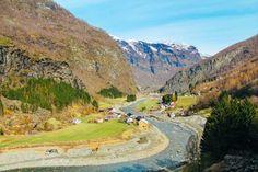 Where to Explore The Norwegian Fjords