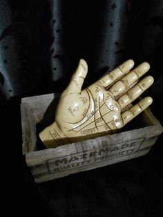 Life Size Palmistry Hand Statue