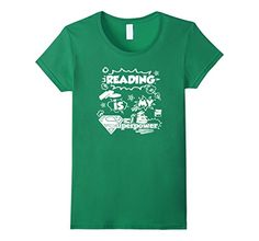 Women's Reading Is My Superpower T-Shirt | Reading Is My ... https://www.amazon.com/dp/B01M1V8287/ref=cm_sw_r_pi_dp_x_E.niybW9A1ZHG