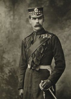 Lord methuen Great British, British Army, Baden Powell, Victorian Men, Crimean War, British Armed Forces, Armed Conflict, The Siege, Black Sea