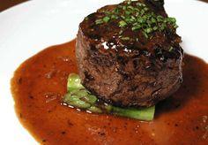 Carne de Cordero en Salsa de Pimienta