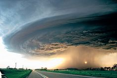 What a great picture. #storm