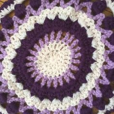 kierstin crochet mandalas for marinke