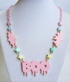 Hey, I found this really awesome Etsy listing at http://www.etsy.com/listing/164487769/rainbow-star-pink-boo-dripping-with-cute