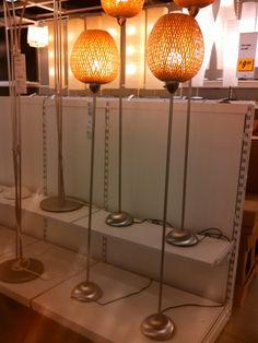 B–JA Table lamp IKEA Handmade shade each shade is unique Shade of