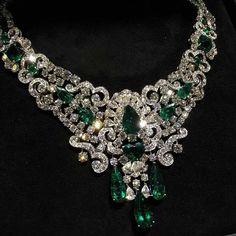 Diamonds & Emeralds