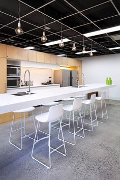 18 best Office Kitchens and Break Rooms images on Pinterest | Design ...