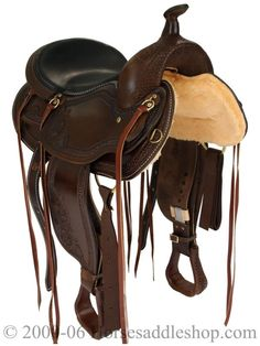 western saddles | American Made Western Saddle by Dakota Saddlery   I like the detail without it being overdone. Makes for a gorgeous saddle.