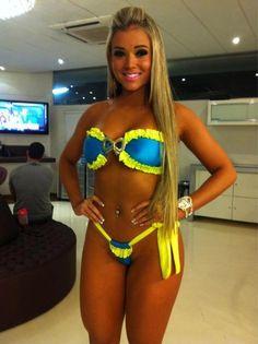 Aryane Steinkopf http://bikinimayham.blogspot.ca
