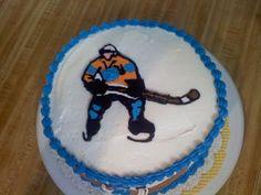 Hockey cake by Penny