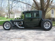 1927 ford model t rat rod hot rod custom air ride on 2040cars car Car ...