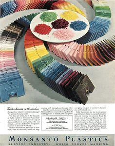 50 Shades of Color: How the Evolution of Palettes Changed the World - The New York Times