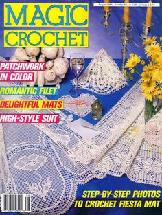 Magic Crochet n° 61