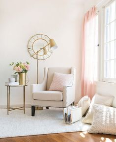 Home Decor Styles .Home Decor Styles Living Room Designs, Living Room Decor, Bedroom Decor, Bedroom Ideas, Living Rooms, Decoration Ikea, Contemporary Home Decor, Reading Nook, Home Fashion