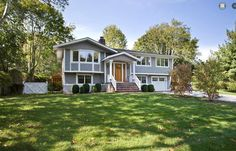 This high ranch in the village of Sag Harbor only changed hands in July of 2011 and is already back on the market....
