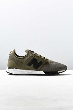 Slide View: 1: New Balance 247 Tonal Sneaker