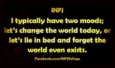 Can you relate? #INFJ