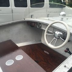Feathercraft Deluxe Runabout 1955