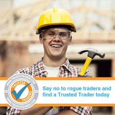 The best way to avoid being stung by a rogue trader is to do your research. TrustATrader allows you to view a trader's credentials, see examples of their previous work and read reviews from their previous customers.  See for yourself – find a Trusted Trader today: http://www.trustatrader.com/