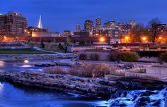 Downtown Denver, Colorado at sunset. Photo by Thad Roan. Denver Skyline, Denver City, Denver Colorado, Visit Colorado, Denver Broncos, Cable Stayed Bridge, Living In Denver, Colorado Homes, Places To See