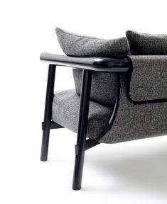 Log sofa by Patricia Urquiola for Artelano - Dezeen