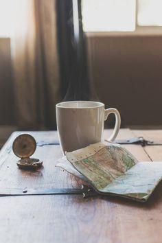 Morning plans ➾ Luke Gram