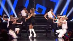 Video: Ariana Grande – The Way / Problem (Live At 2014 iHeartRadio Music Awards)