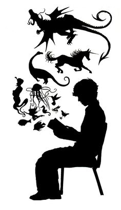 Leer lleva muy lejos a tu imaginacion :)
